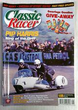 CLASSIC RACER MAGAZINE BACK ISSUE HARLEY 2004 JANUARY FEBRUARY PIP HARRIS AMA