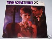 """Rundfunk Orchester München - Musik schenkt Freude - 10"""""""