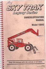 heavy equipment manuals books for skytrak ebay rh ebay com