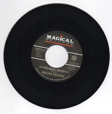 """MELBA MOORE The Magic Touch NEW NORTHERN SOUL 45 (OUTTA SIGHT) 60s 7"""" VINYL"""