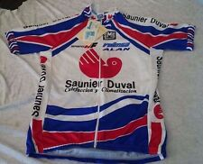 Jersey Cycling Vintage NEW NWT Santini Saunier Duval Velimsa Deportes ALAN