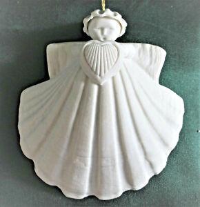Margaret Furlong Porcelain 3 inch Angel with HEART 1986
