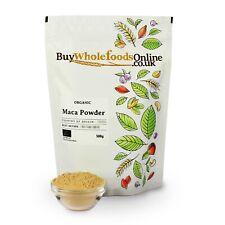 Organic Maca Poudre 500 G | Acheter Whole Foods En Ligne | Gratuit UK p&p