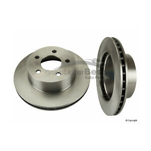 One New Brembo Disc Brake Rotor Front 09742180 for Jeep