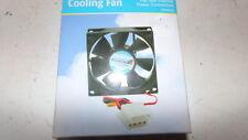 NEW Startech FanBox 8cm PC Case Cooling Fan  SHIPS FREE!