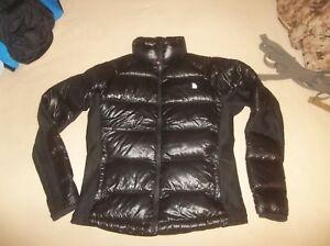 The North Face Crimptastic Pertex Nuptse 800 Goose Down Jacket Coat Puffer TNF