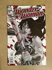 Wonder Woman #10 Gray Variant 1St Print Dc Comics (2007)