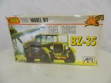 AER 1:72 Plastic Model Kit BZ-35 Fuel Truck Box 7203