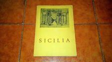 BEPPE FAZIO SICILIA SICILY I ED. LORENZO DEL TURCO 1960 FOTOGRAFIA FOTO PHOTO