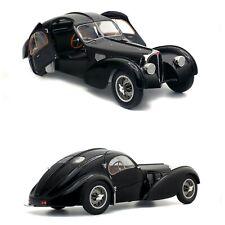 1/18 Solido Bugatti Type 57 SC Atlantic 1937 Black Neuf Boîte Livraison Domicile