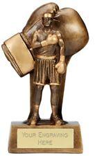 Soul Boxing Trophy  -  Free Engraving