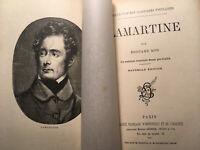 LAMARTINE ROD*JOLIE RELIURE*LITTERATURE POESIE GRAVURES VOYAGE ORIENT LIVRE BOOK