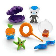 NEW Disney Jr Fisher-Price Octonauts Barnacles & Tunip Playset Factory Sealed