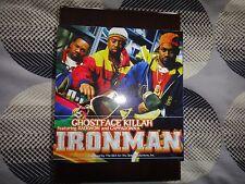 Ghostface Killah Ironman 24k disc gold edition 02