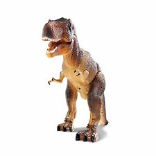 Wireless Remote Control Toy Dinosaur T-Rex RC Animated Action Sound Effects New