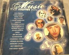 Music That Moves You Various Artists 2 Cd Box Set.