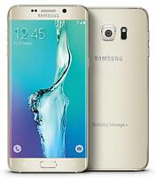 Samsung Galaxy S6 Edge Plus 32GB Gold 16MP Unlocked Android Mobile Phone Grade A