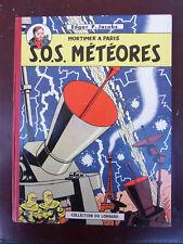 E.P. Jacobs - Blake et Mortimer - SOS Météores - EO belge - 1959 - TTBE!!