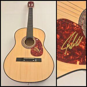GFA The Shape I'm In Country Star JOE NICHOLS Signed Acoustic Guitar J2 COA