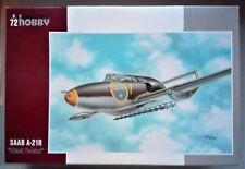 "SAAB A-21R ""Attack Version"" 1/72 Special Hobby 72246"
