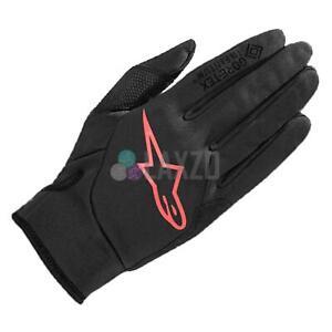Alpinestars Stella Cascade Gore-tex Infinium Black/Coral Women's Gloves 2019 XS