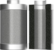 """Systemair Carbo Air 50 4"""" 100mm/330mm Carbon Filter Hydroponics"""