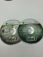 Microsoft Xbox 360 Disc Only Tested Fallout 3: Game of The Year Edition
