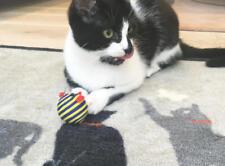 Dispositivo d'allarme & Scratch Catch 2 gatto/cucciolo DOOR MAT/cibo in Ordine/Tappetino Di Barriera/RUNNER