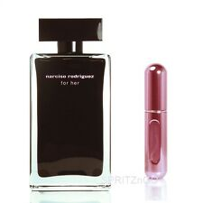 5ml Travel Atomizer & Sample of Narciso Rodriguez For Her EDT