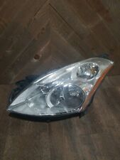 Headlight Headlamp Halogen Driver Side Left LH for 10-12 Altima Sedan used