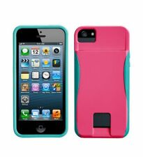 Case-Mate POP ID Case - To Suit iPhone 5 - Lipstick/Pool Blue