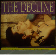 LP the Decline of Western Civilization-Colonna sonora