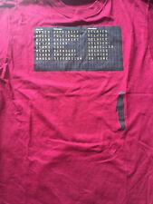S red EMOTIONAL TRIP GLENN FLANAGAN-DUNCAN t-shirt by THREADLESS