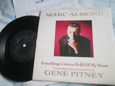 Marc Almond Featuring Gene Pitney – Something's Gotten Hold Of My Heart 7 inch