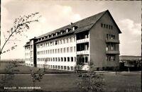 Alte AK PK Postkarte ungelaufen Foto SW Rehau Ofr. Kreiskrankenhaus Gebäude
