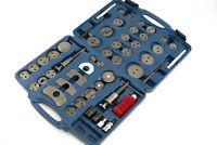 50pc Comprehensive Brake Caliper Piston Rewind Set Universal Disc Wind Back Kit
