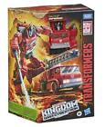 Transformers War For Cybertron: Kingdom Inferno Voyager Class Figure