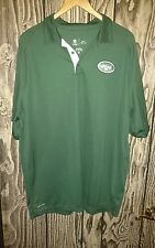 size xl New York Jets mens polo nfl