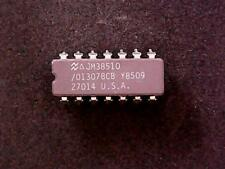 JM38510/01307BCB -  Integrated Circuit MIL-SPEC (SN5490 / SN7490)  (CERDIP-14)