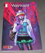 WAYWARD #1 - Exclusive Fan Expo Variant (2014) - Image Comics High Grade HTF