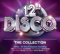 "12"" Disco - The Collection - 12"" Disco - The Collection (NEW 3 x CD)"