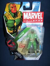 Marvel Universe Vision Clear Variant 3 3/4 Action Figure #06 Series 2  NIB