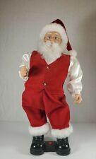 """Hip Swinging Dancing Santa """"Santa Claus is Coming to Town"""" Holiday Home"""