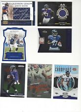 BALTIMORE RAVENS (55) card lot! AUTO & PATCH & NUMBERED Cards! 16 ROOKIES! Suggs