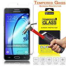 9H HD Premium Real Tempered Glass Film Screen Protector for Samsung Galaxy On5