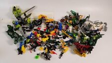 4 Lbs of Assorted Lego Bionicle & Technic Toy Pieces - Lot