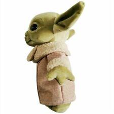 Neu 25cm Baby Yoda Weckt Master Force Plüschtier Stuffed Doll The Mandalorian