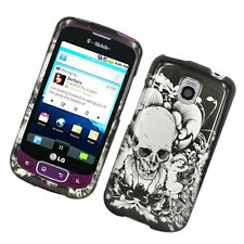 Faceplates, Decals and Stickers for LG Mobile Phone