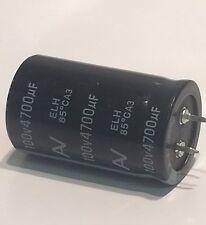 4700uf 100v Arcotronics Elh Power electrolítico condensador fbb10b