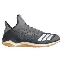 Adidas Icon 4 Baseball Turf Trainer Shoes Trainers Grey